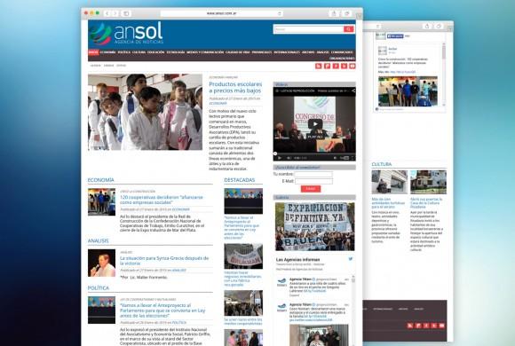 Ansol Agencia de Noticias